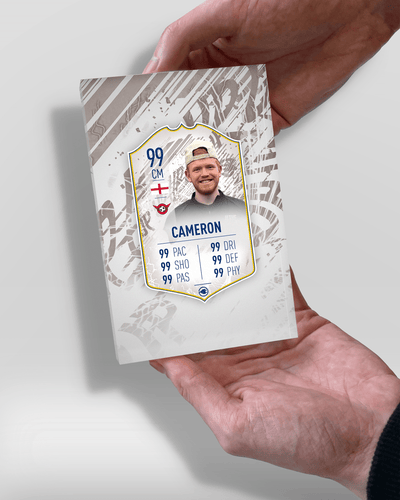 S21 LUFC Special Edition - CardsPlug | Real life football card