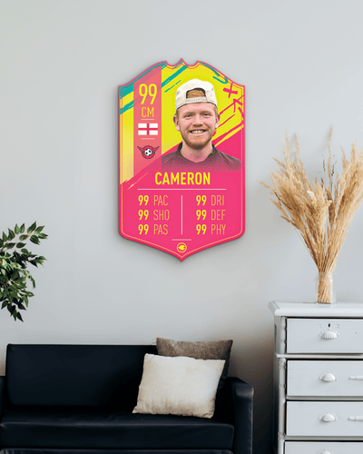 S19 Carnival of Football - CardsPlug | Real life football card