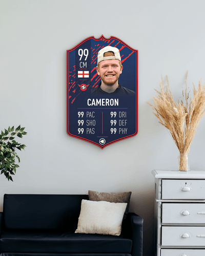 S20 MLS POTM - CardsPlug | Real life football card