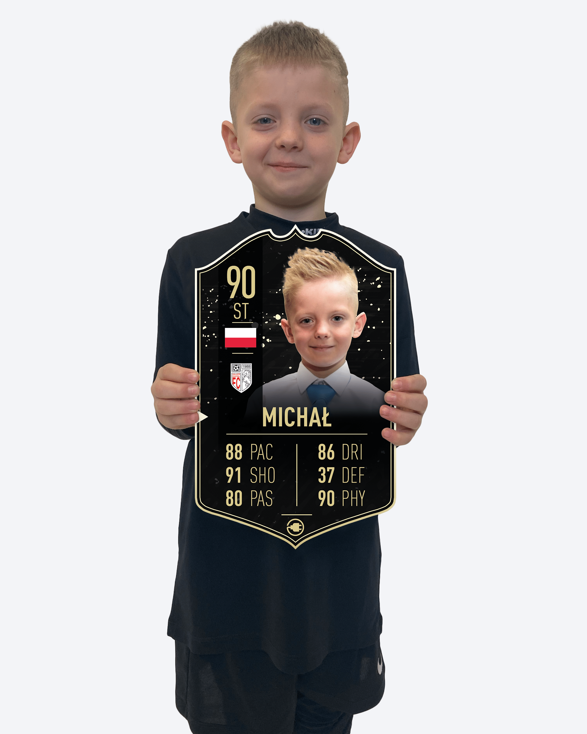 S20 Gold Inform - CardsPlug | Real life football card