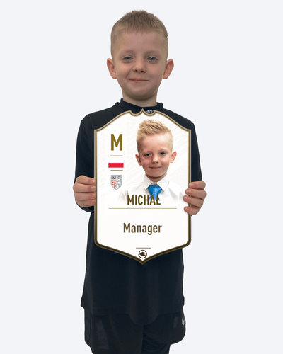 S20 Football's Greatest Manager Concept - CardsPlug | Real life football card
