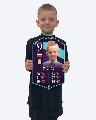 S20 EPL POTM - CardsPlug | Real life football card