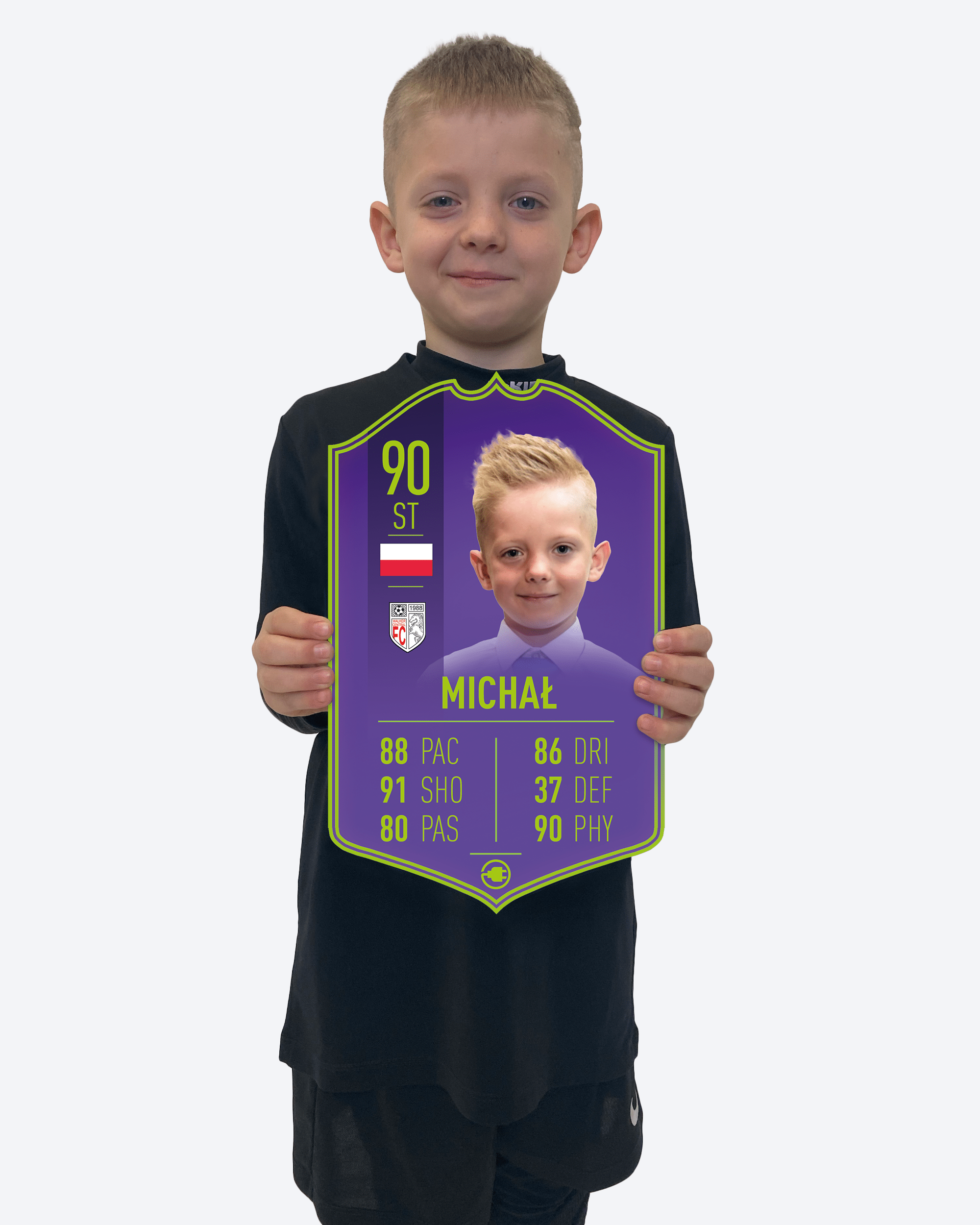 S19 Player Of The Year (POTY) - CardsPlug | Real life football card