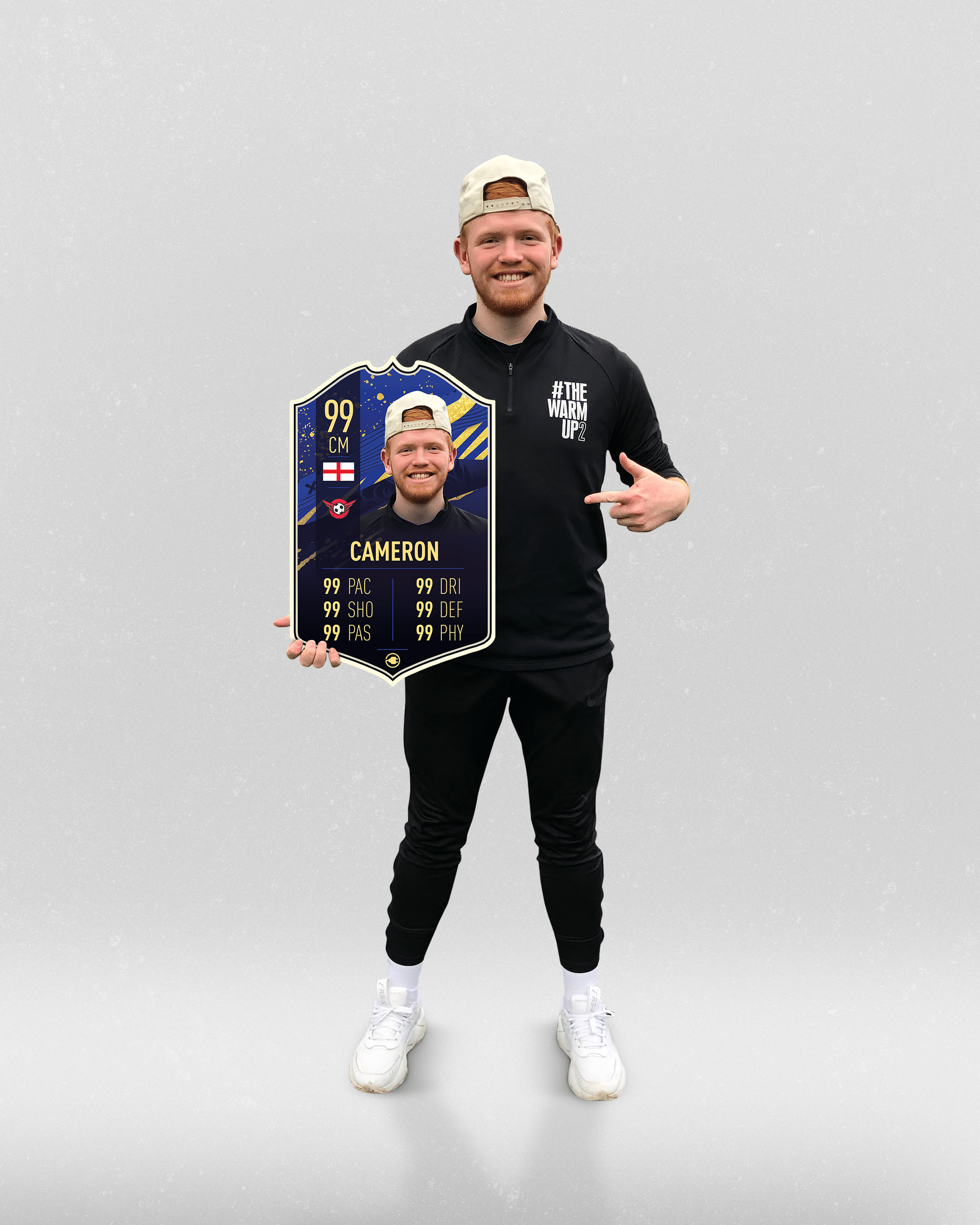 S20 Team of the Year (TOTY) Concept - CardsPlug | Real life football card