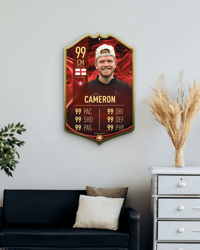 S20 Champions of England - CardsPlug | Real life football card