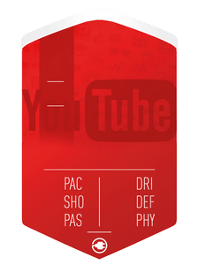 S20 Youtube V1 Concept - CardsPlug | Real life football card