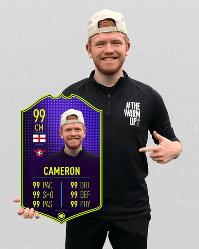 S21 Prize Winner - CardsPlug | Real life football card