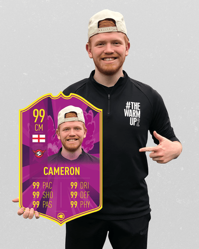 S20 Rising Star - CardsPlug | Real life football card