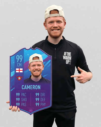 S20 Premium Challenge - CardsPlug | Real life football card