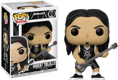 Funko Pop Robert Trujillo