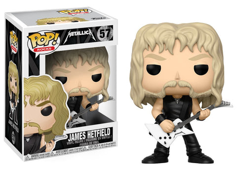 Funko Pop James Hetfield