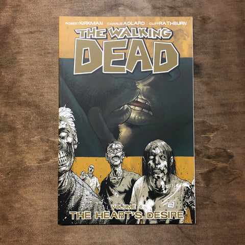 The Walking Dead The Hearts Desire Volume 4