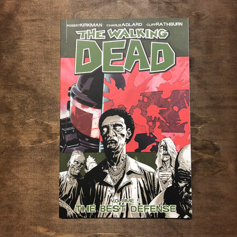 The Walking Dead The Best Defense Volume 5