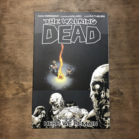 The Walking Dead Here We Remain Volume 9