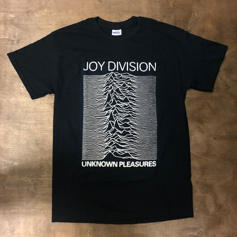 Joy Division Unknown Pleasures Shirt