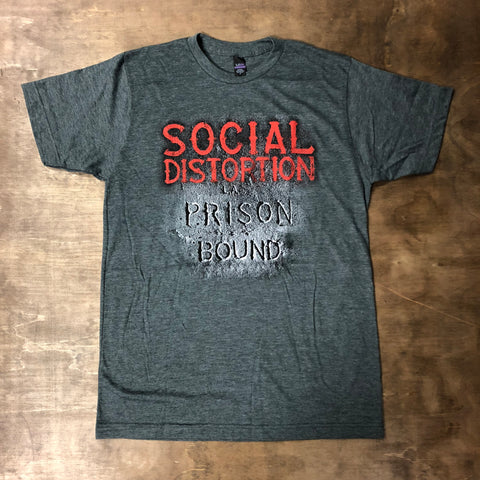 Social Distortion Prison Bound Shirt