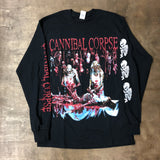 Cannibal Corpse Butchered At Birth Long Sleeve Shirt