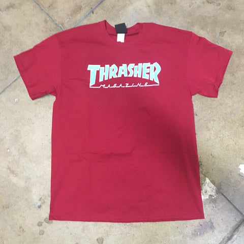 Thrasher Outlined Cardinal Shirt