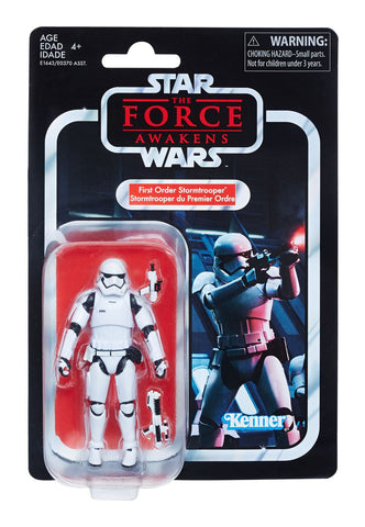Star Wars Vintage Collection First Order Stormtrooper