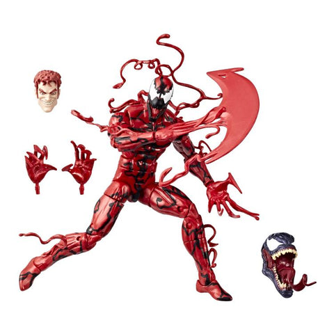 Marvel Legends Venom Wave 1 Carnage