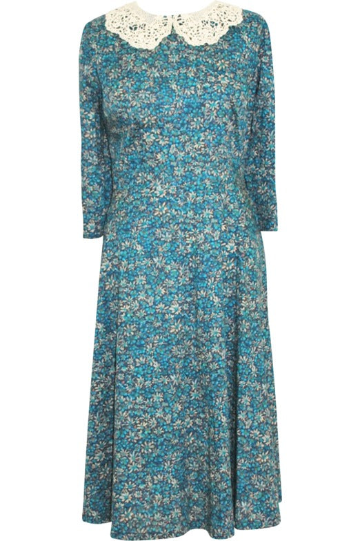 Lily Dress In Liberty print