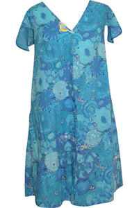 Gia Liberty Cotton Lawn Dress