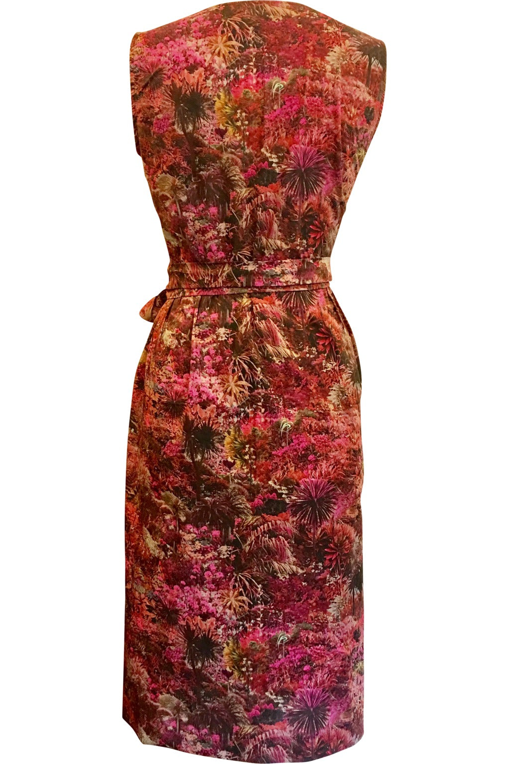 Sophia Liberty print dress