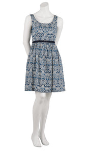 Rita Liberty cotton lawn dress