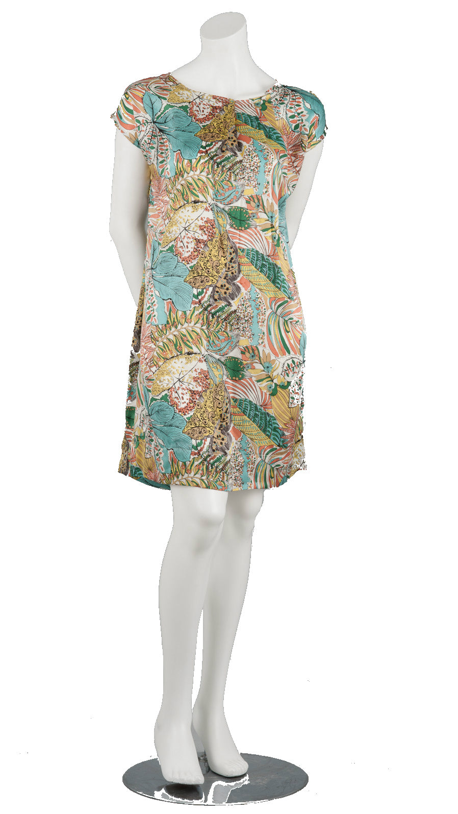 Macy Liberty silk dress