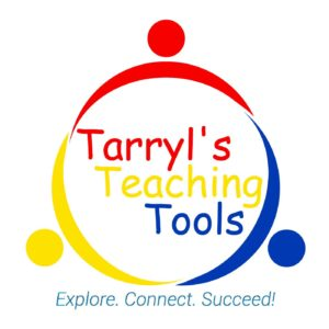 Tarryl's Teaching Tools for your Community and Home Activities for Special Needs Individuals and Typically Developing Children