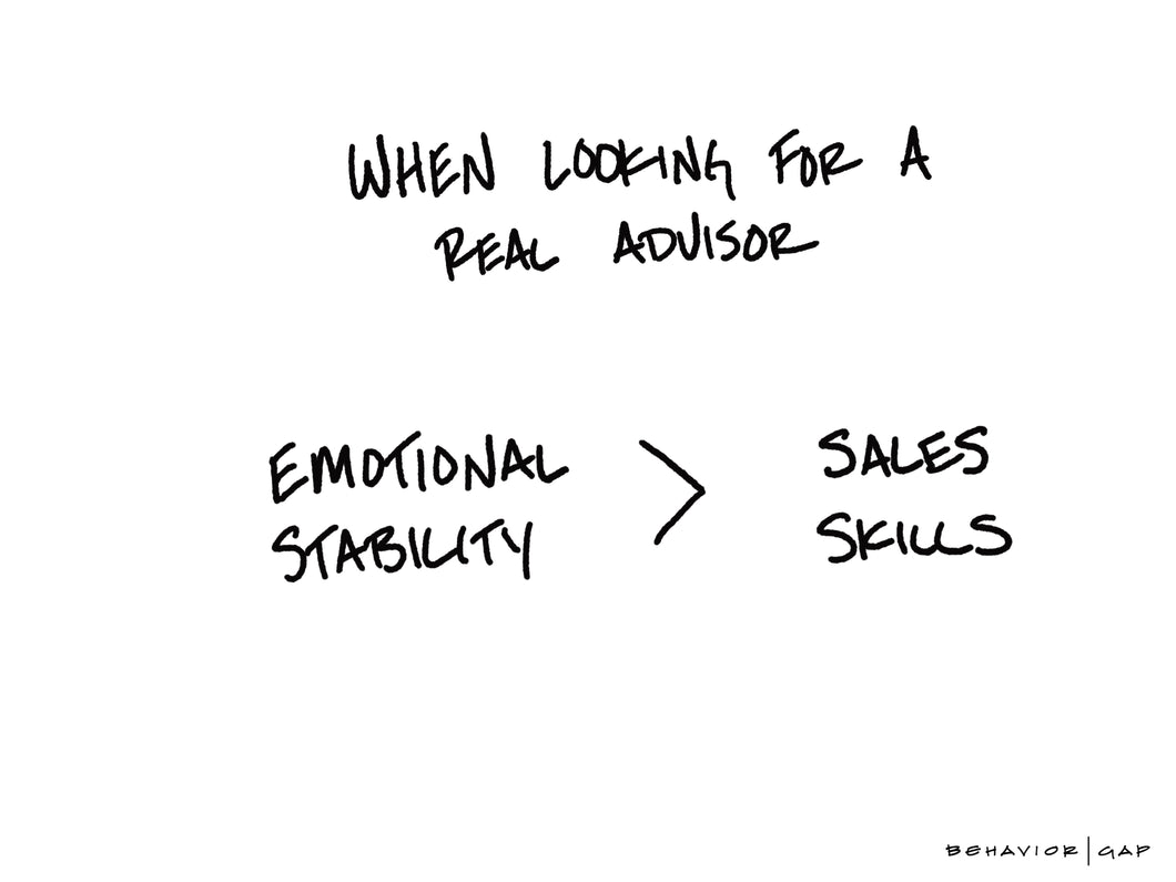 Emotional Stability vs. Sales Skills