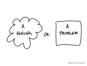 Feeling or Problem