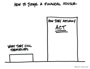 How To Judge a Financial Advisor