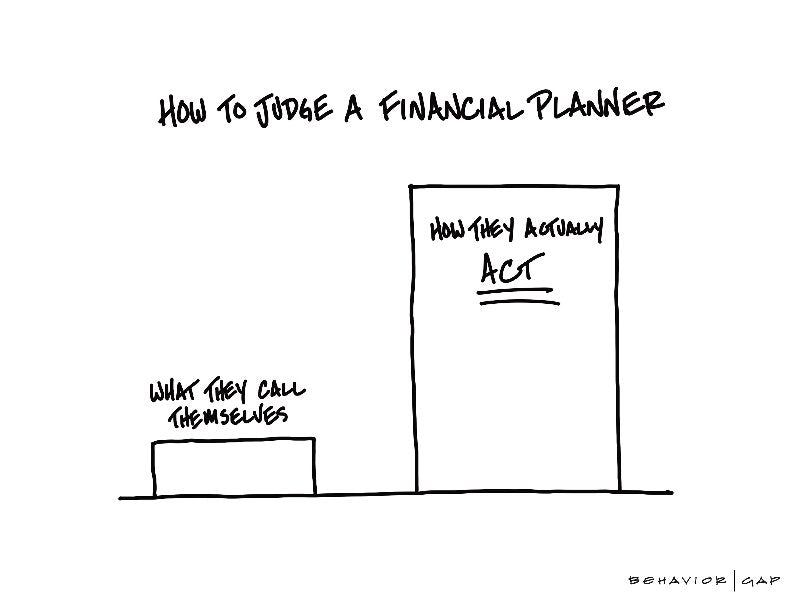 How to Judge a Financial Planner