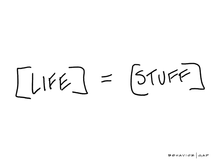Life Equals Stuff