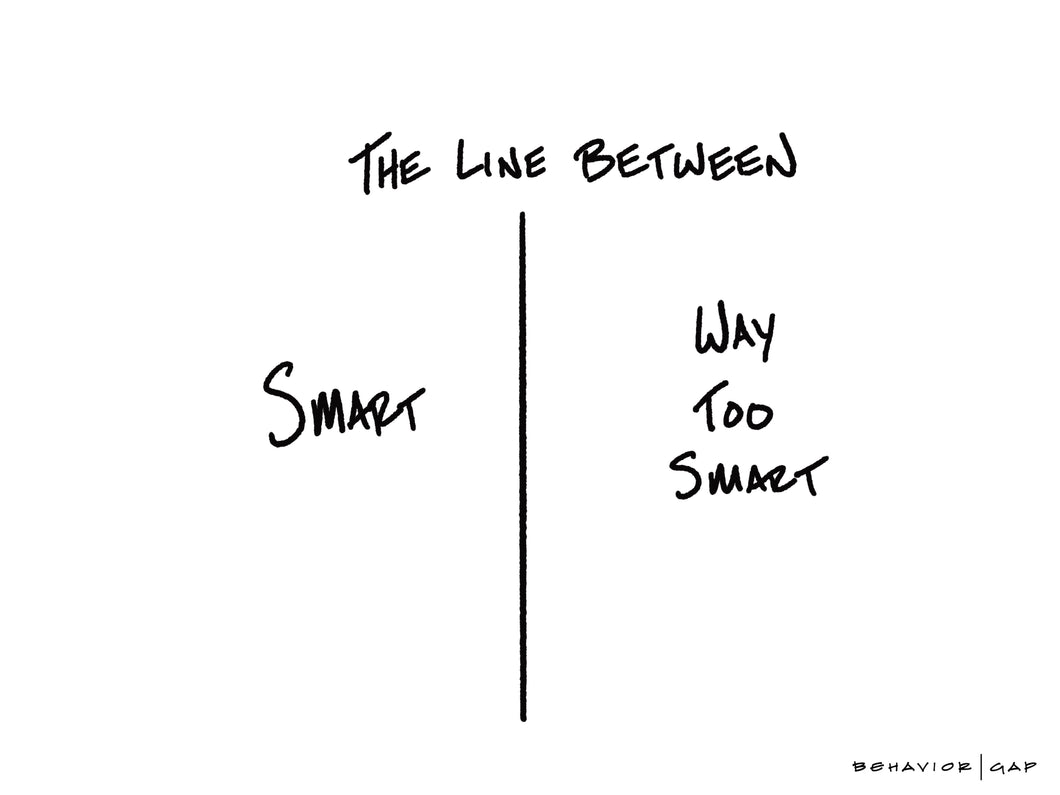 Line Between Smart and Too Smart