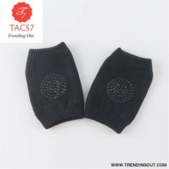1 pair Baby Knee Pad Kids Safe Black