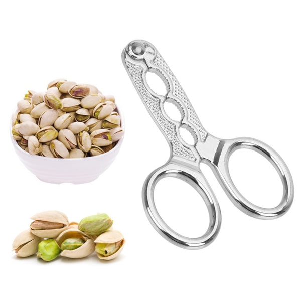 Multifunction Durable Zinc Alloy Simple Melon Seeds Pliers Peeler Copper-plated Super Sharp Durable Vegetable Fruit