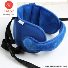 Child Car Seat Head Support Comfortable Safe Sleep Solution Pillows Neck Travel Stroller Soft Caushion