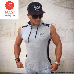 Gyms Summer Brand Stretchy Sleeveless Shirt Casual