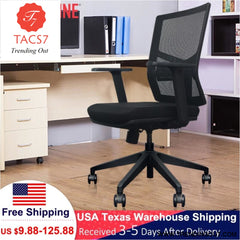 High Quality Office Furniture Business Computer Chair Mesh Office Work Chairs Breathable Gaming Swivel Chair White Collar Chairs