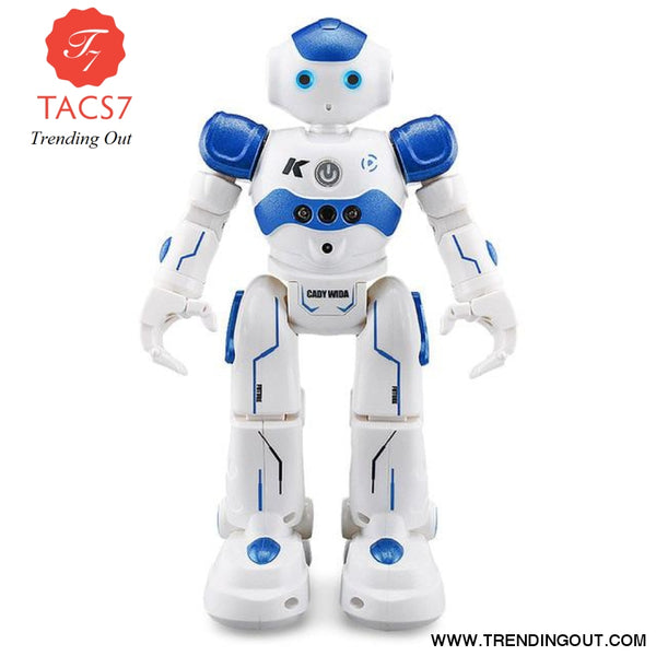 JJR/C JJRC R2 RC Intelligent Robot Toys blue