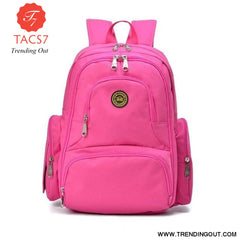 Large Capacity Maternity Backpack Nappy Diaper Backpack M08