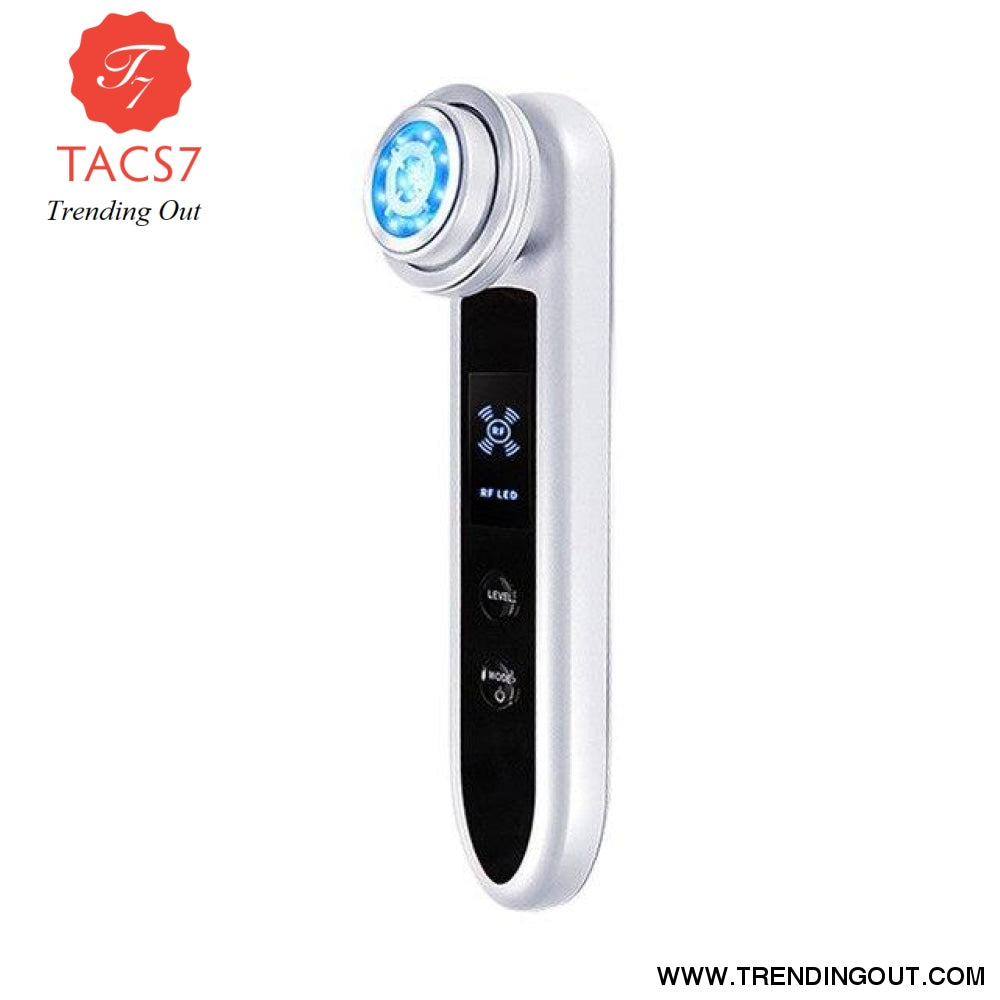 Lifting Facial LED Photon Radio Frequency WHITE