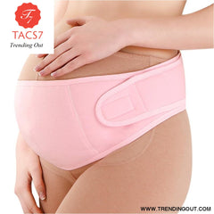 Maternity Support Belt Pink-L