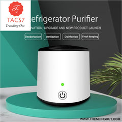 Mini Portable Ozone Generator Air Purifier Ionizer Cleaner Remover Odour Cigarette Smell Bacteria Fridge Car Cabinet