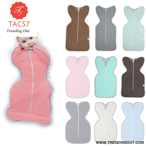 Newborn Baby Cocoon Pod Pebble Modeling Sleeping Bag