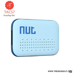 Nut 3 Smart key Finder Mini Itag Bluetooth Tracker Anti Lost Reminder Finder Wallet Phone Finder For iphone Samsung Smart Phone Blue