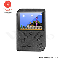 RS-6 A Retro Portable Mini Handheld Game Console Black