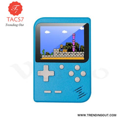 RS-6 A Retro Portable Mini Handheld Game Console Blue